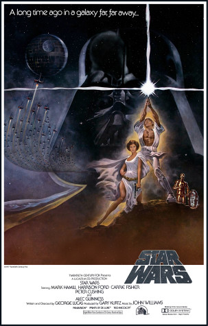 "Star Wars countdown: ""Episode IV: A New Hope"""