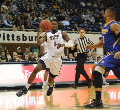 Foul line efficiency helps push Pitt past Morehead State, 72-62