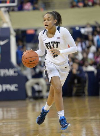 Junior point guard Aysia Bugg led the Panthers with 15 points in a 56-44 win over Cornell.  Jeff Ahearn | Assistant Visual Editor