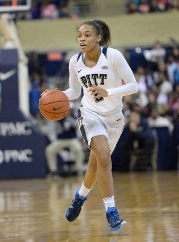 Pitt women's basketball conquers Cornell, 56-44