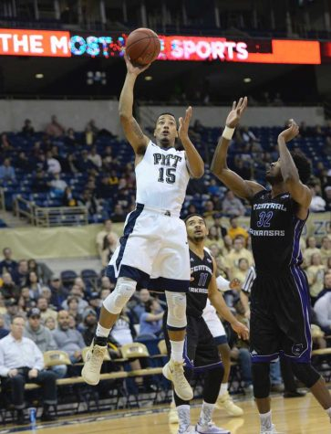 Pitt prepares for 3-point barrage in Eastern Washington