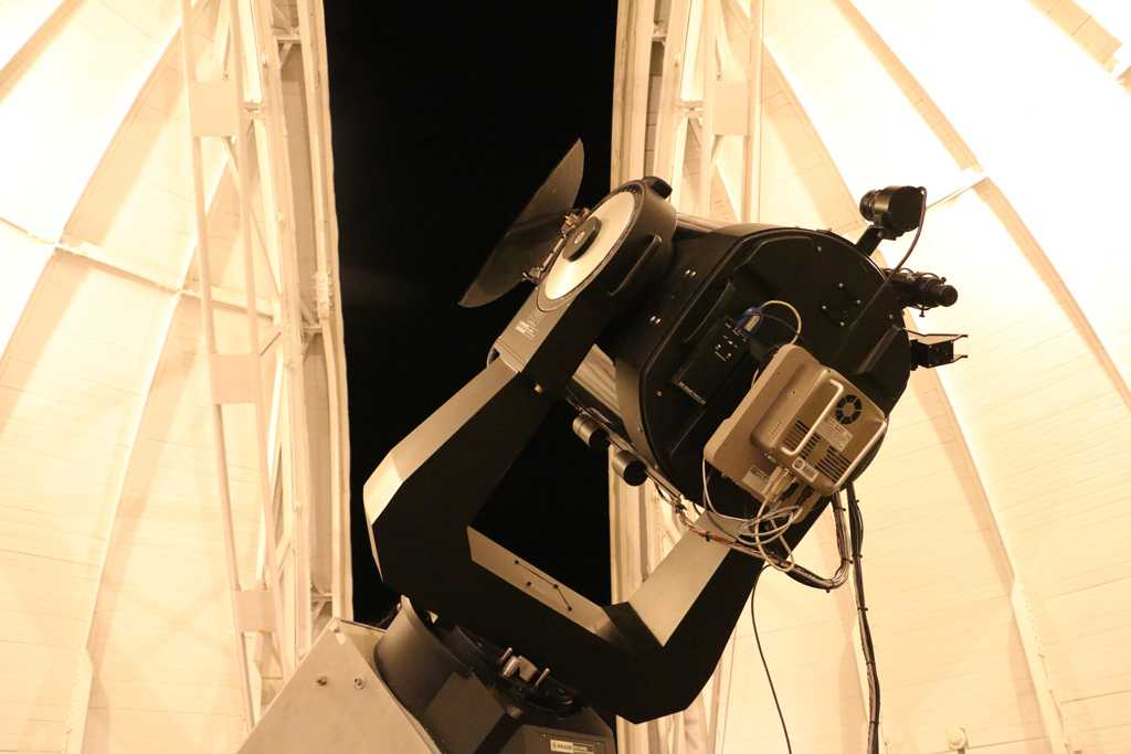 Allegheny Observatory offers students a chance to look at the stars.  Sydney Harper   Multimedia Editor
