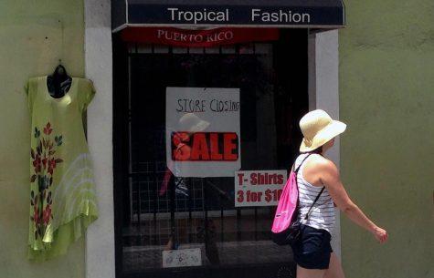 Deep in debt: Puerto Rico struggles to make cents