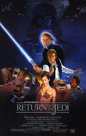 "Star Wars countdown: Episode VI: ""Return of the Jedi"""