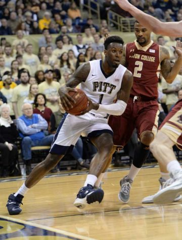 Pitt jumps back in win column with 84-61 win over Boston College