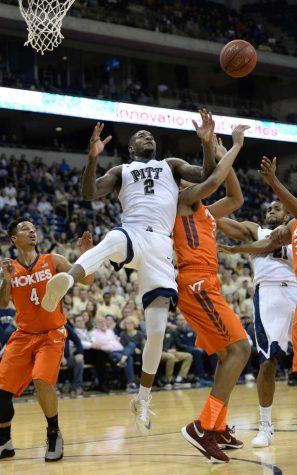 Panthers pummel Virginia Tech at home, 90-71