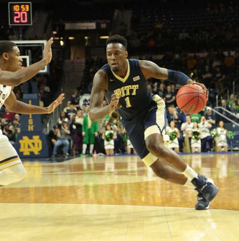 Gallery:  Men's Basketball at Notre Dame 1/9/16