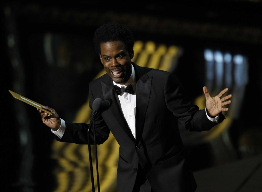 Chris Rock is set to be the Host of the upcoming Oscars on February 28th.  (Robert Gauthier/Los Angeles Times/MCT)
