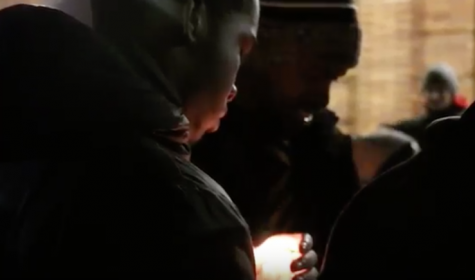 Video: MLK Day Candlelight Vigil