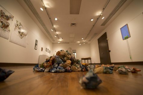Prairie art companion: student exhibit showcases annual Wyoming trip
