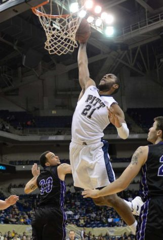 Pitt men's basketball holds off Marshall for 112-106 win