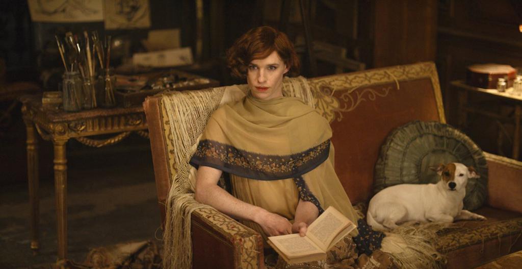 Eddie Redmayne as Lili Wegener in
