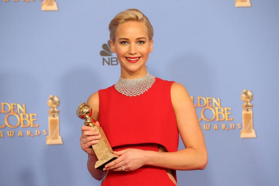 Jennifer+Lawrence+backstage+at+the+73rd+Annual+Golden+Globe+Awards+show+at+the+Beverly+Hilton+Hotel+in+Beverly+Hills%2C+Calif.%2C+on+Sunday%2C+Jan.+10%2C+2016.+%28Allen+J.+Schaben%2FLos+Angeles+Times%2FTNS%29