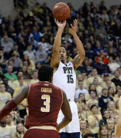 Pitt's formulaic play barely topples FSU, 74-72