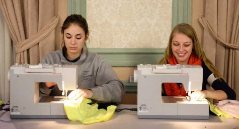 Pitt students complete DIY service projects