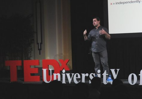TEDx came to the University of Pittsburgh as a result of joint efforts with Student Government Board.  Pitt News File Photo