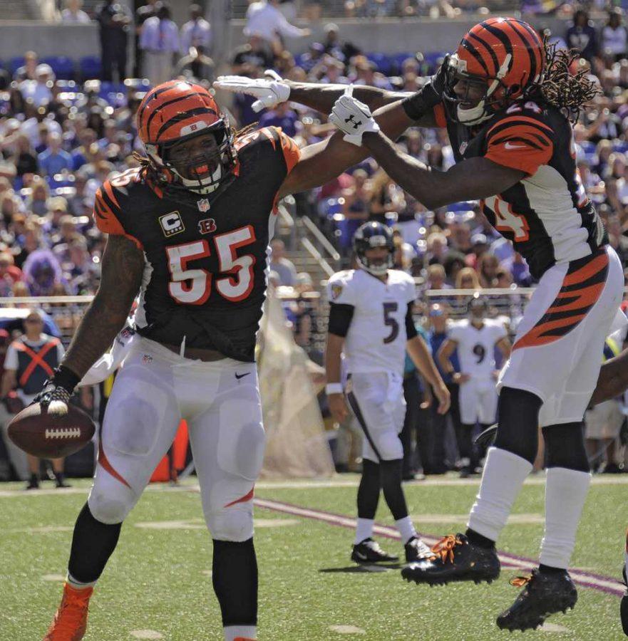 Cincinnati+Bengals+linebacker%2C+Vontaze+Burfict+%2855%29+hit+and+concussed+Pittsburgh+Steelers%27+receiver+Antonio+Brown+in+Sunday%27s+post-season+game.+%28Karl+Merton+Ferron%2FBaltimore+Sun%2FMCT%29