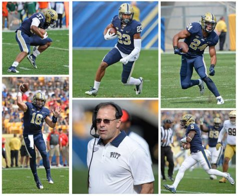 Superlatives highlight highs and lows of 2015 Pitt football season
