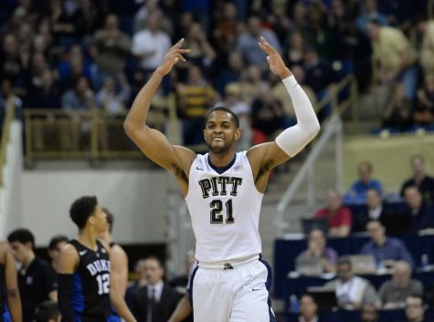 Gallery:  Pitt Men's Basketball downs Duke