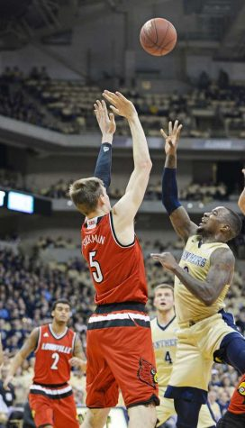 No. 11 Louisville utilizes late run to down Panthers