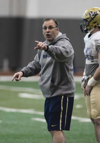 Narduzzi to drink for pink