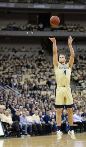 Unsung heroes Levitch, Luther shine in Pitt-Louisville