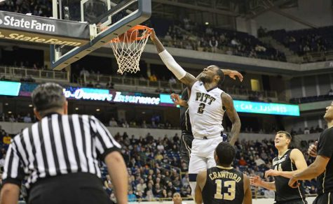 Gallery: Men's Basketball vs. Wake Forest 2/17/16