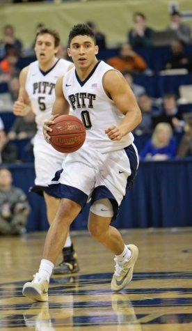 James Robinson ends an ugly streak for Pitt