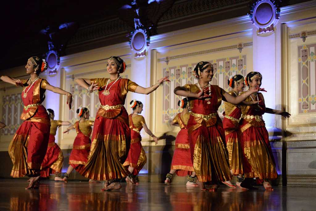 Dhirana is the  University of Pittsburgh's annual Indian classical dance competition. Jordan Mondell | Staff Photographer