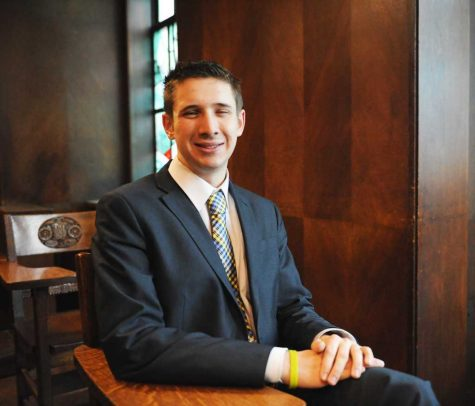 Presidential snapshot: Matt Sykes