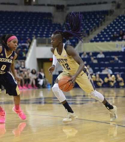 Pitt women's basketball's regular season ends in blowout loss at Louisville