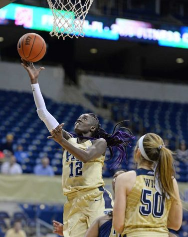 Pitt women's basketball loses in home finale