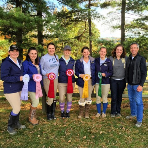 Pitt equestrians riding with unbridled devotion
