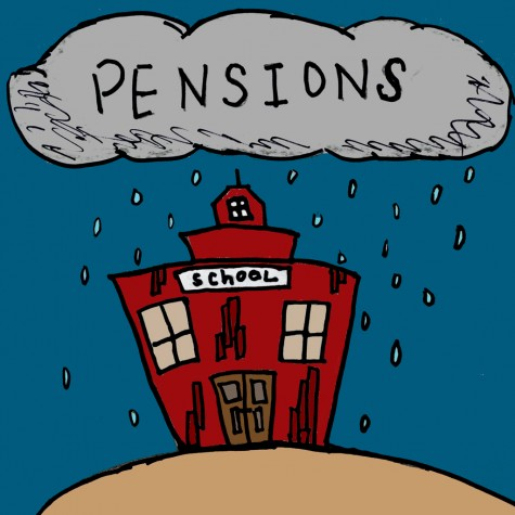 Pension crisis is crippling PA schools