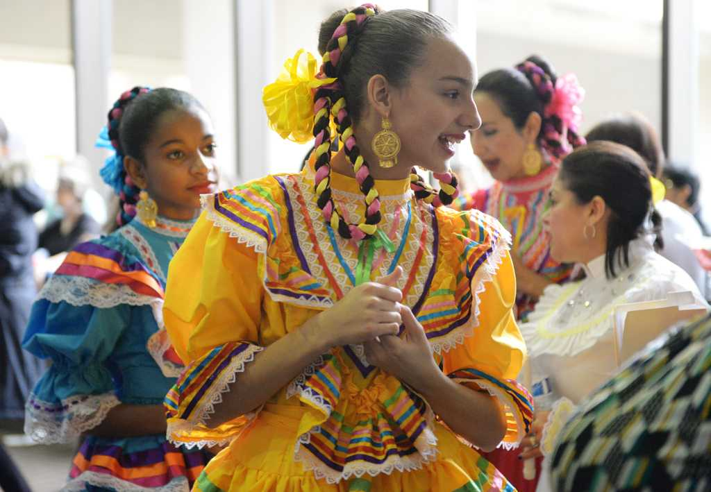 The Latin American Festival was held over the weekend. Jordan Mondell | Staff Photographer