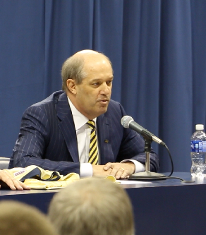 Kevin Stallings Press Conference