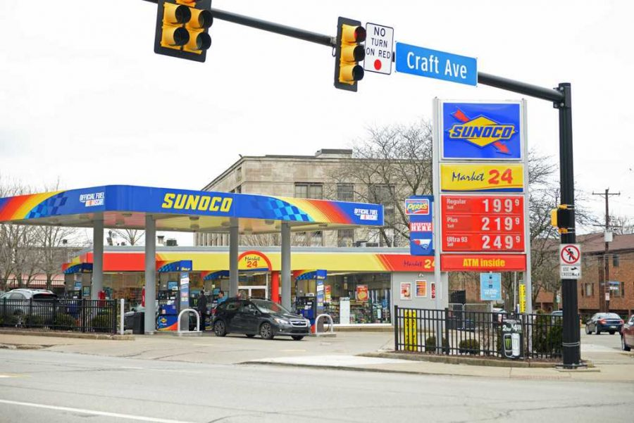 Sunoco Gas Station Near Me >> Sunoco Robbed Twice This Week The Pitt News