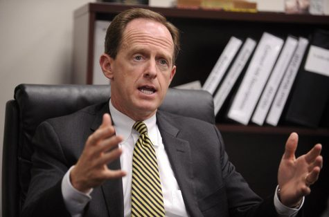 Advocating filling Supreme Court vacancy in Toomey's best interest