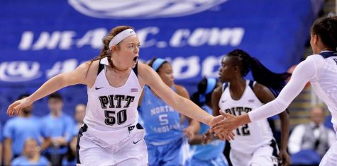 Pitt tops UNC for program's first ACC tournament victory