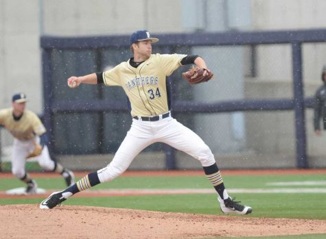 Zeuch, Sandefur lead Pitt baseball to first ACC series win of season