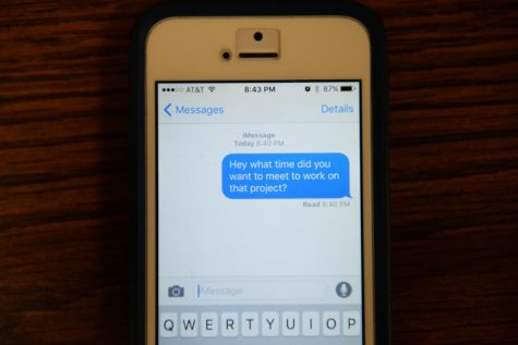 Read receipts should foster better communication skills