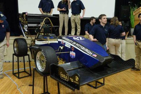 Pitt Formula Society of Automotive Engineers