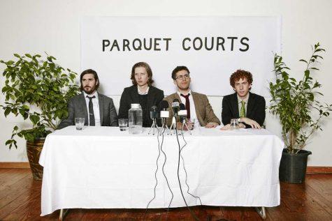 Parquet Courts get spirits high