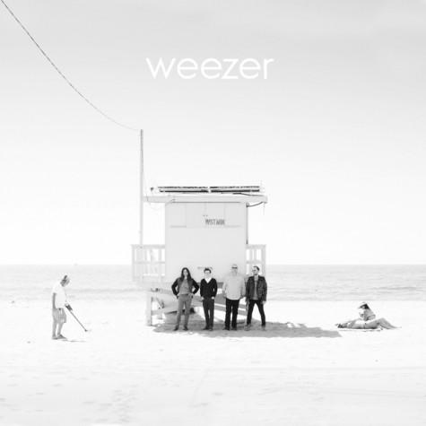 Weezer extends hot streak with 'White Album'