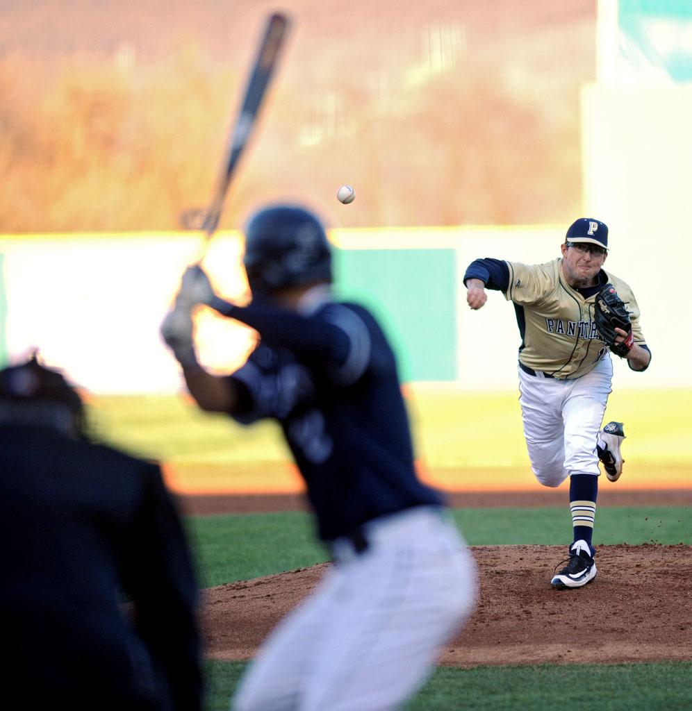 Penn State swept the season series against Pitt for the second consecutive year. Photo Courtesy of Linsey Fagan