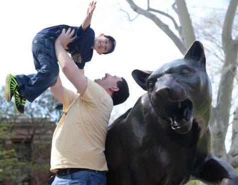 Raising kids and GPAs: The stories of parents at Pitt