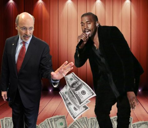 Wolf proposes funding for Kanye West