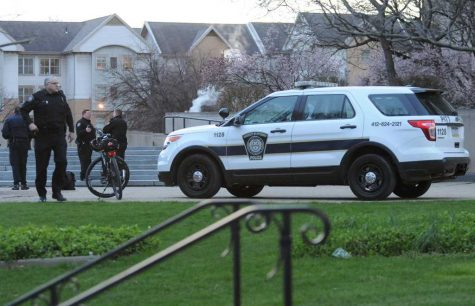 Student harassed near Shadyside, police say