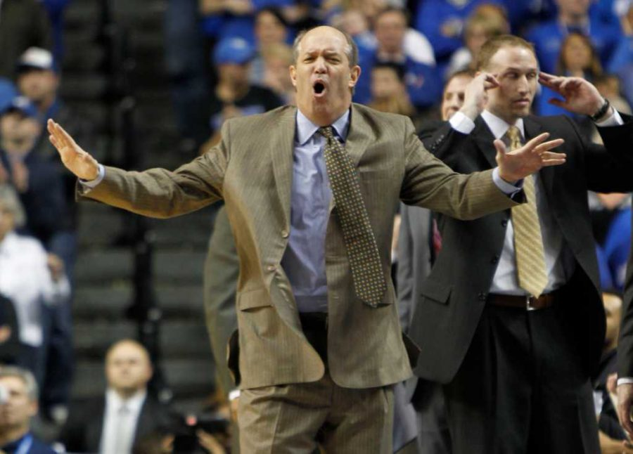 Kevin+Stallings+announced+Pitt%27s+2016-17+men%27s+basketball+schedule+in+a+press+release+on+Tuesday.+%28TNS%29