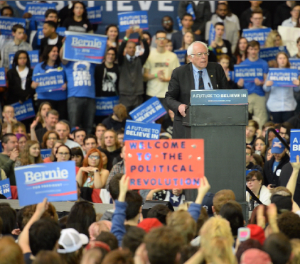 Bernie Sanders Rally – Pittsburgh, PA 3.31.16